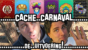 CACHE CARNAVAL: DE UITVOERING!