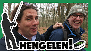 VOOR DE EERSTE KEER HENGELEN!