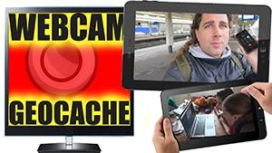 WEBCAMCACHE IN AMSTERDAM!
