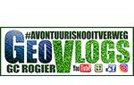 Welkom bij Geovlogs Logo
